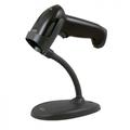 Ручной сканер штрих-кодов Honeywell 1250g Voyager - KB (черный)+подставка