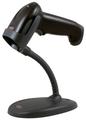 Ручной сканер штрих-кодов Honeywell 1250g Lite Voyager - USB черный с подставкой 1250GHD-2USB1LITE